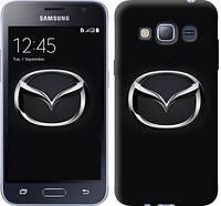 "Чехол на Samsung Galaxy J1 (2016) Duos J120H Mazda. Logo ""3120c-262-12506"""
