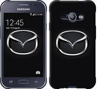 "Чехол на Samsung Galaxy J1 Ace J110H Mazda. Logo ""3120c-215-12506"""