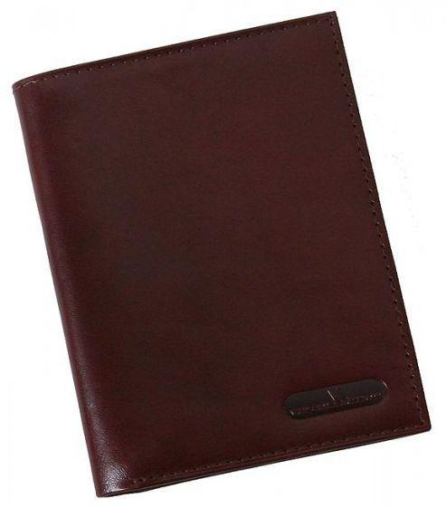 Шкіряне портмоне Vip Collection NEWPORT 07.B.NP, коричневий