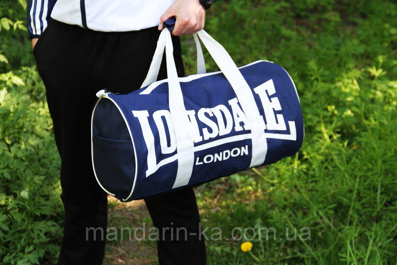 Мужская  городская спортивная сумка