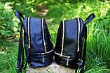 Рюкзак городской  Moschino  Москино  черный  (реплика), фото 2