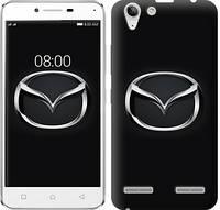 "Чехол на Lenovo K5 Plus Mazda. Logo ""3120c-278-12506"""