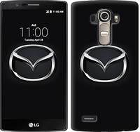 "Чехол на LG G4 H815 Mazda. Logo ""3120u-118-12506"""