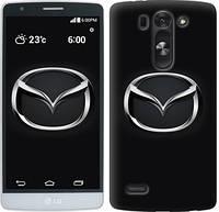 "Чехол на LG G4 Stylus H540 Mazda. Logo ""3120u-242-12506"""