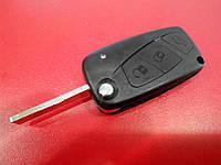 Заготовка выкидного ключа FIAT 3 кнопки 285#