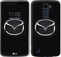"Чехол на LG K10 / K410 Mazda. Logo ""3120c-349-12506"""