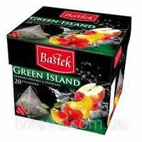 Чай фруктовый Zielona Wyspa Bastek (Зеленый остров)  20 пирам. Польша