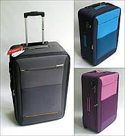Дорожный двухколесный тканевой чемодан Gabol Испания средний,большой