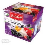 Чай фруктовый Owocowa Jezyny Bastek (фруктовый)  20 пирам. Польша