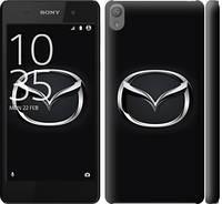 "Чехол на Sony Xperia E5 Mazda. Logo ""3120c-458-12506"""