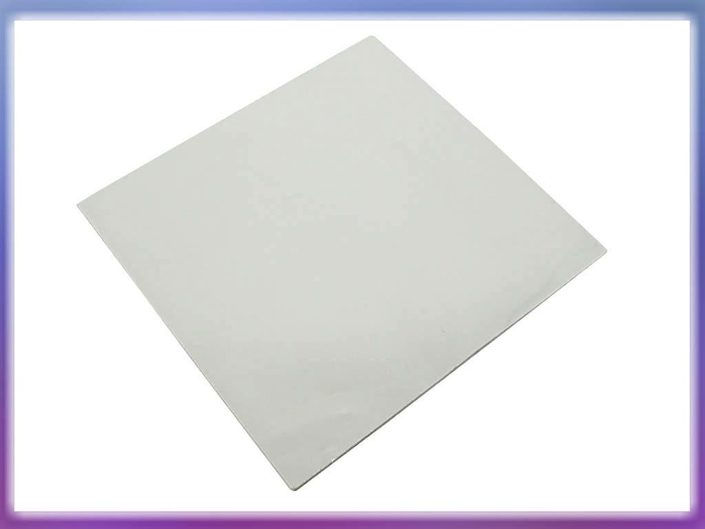 Термопрокладка силиконовая для ноутбука Halnziye (100*100*1.0mm, 4W/m-