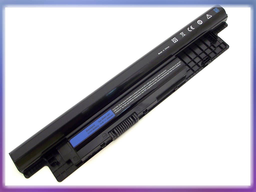 Аккумулятор Dell (XCMRD) Inspiron 15-3521 (14.8V 2200mAh). Black