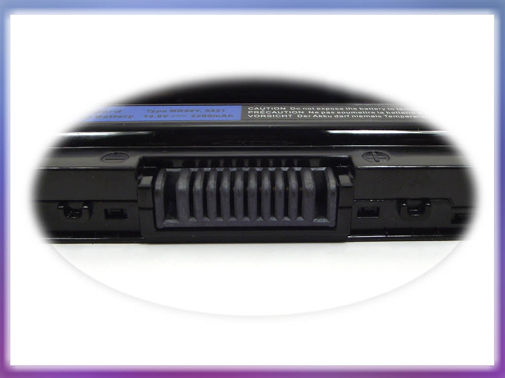Аккумулятор Dell (XCMRD) Inspiron 15-5521 (14.8V 2200mAh). Black 3
