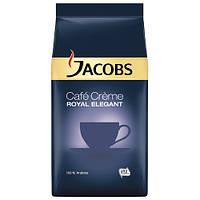 Кофе Jacobs Royal Elegant Сafe Creme в зернах 1000 г