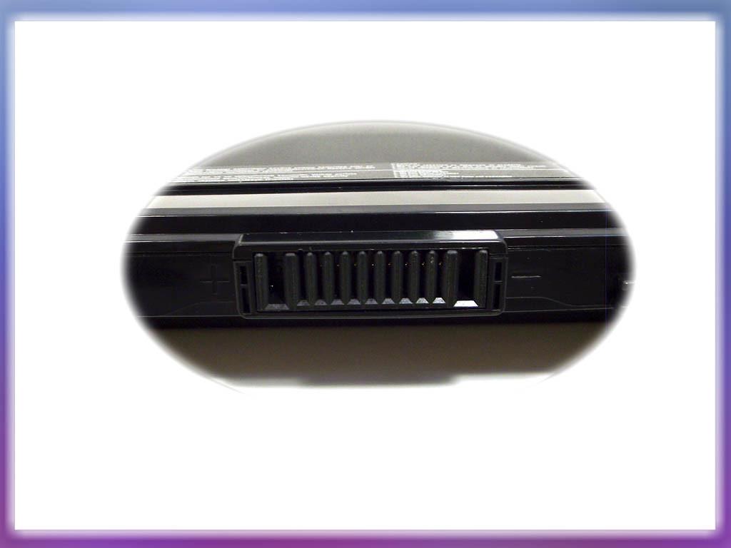 Батарея ASUS (A42-U53, A32-UL50) U45 (14.4V 4400mAh). Black 2