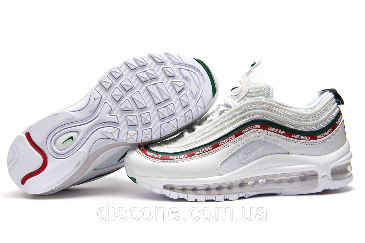 Кроссовки женские ► Nike Air Max 97,  белые (Код: 13784) ►(нет на складе) П Р О Д А Н О!