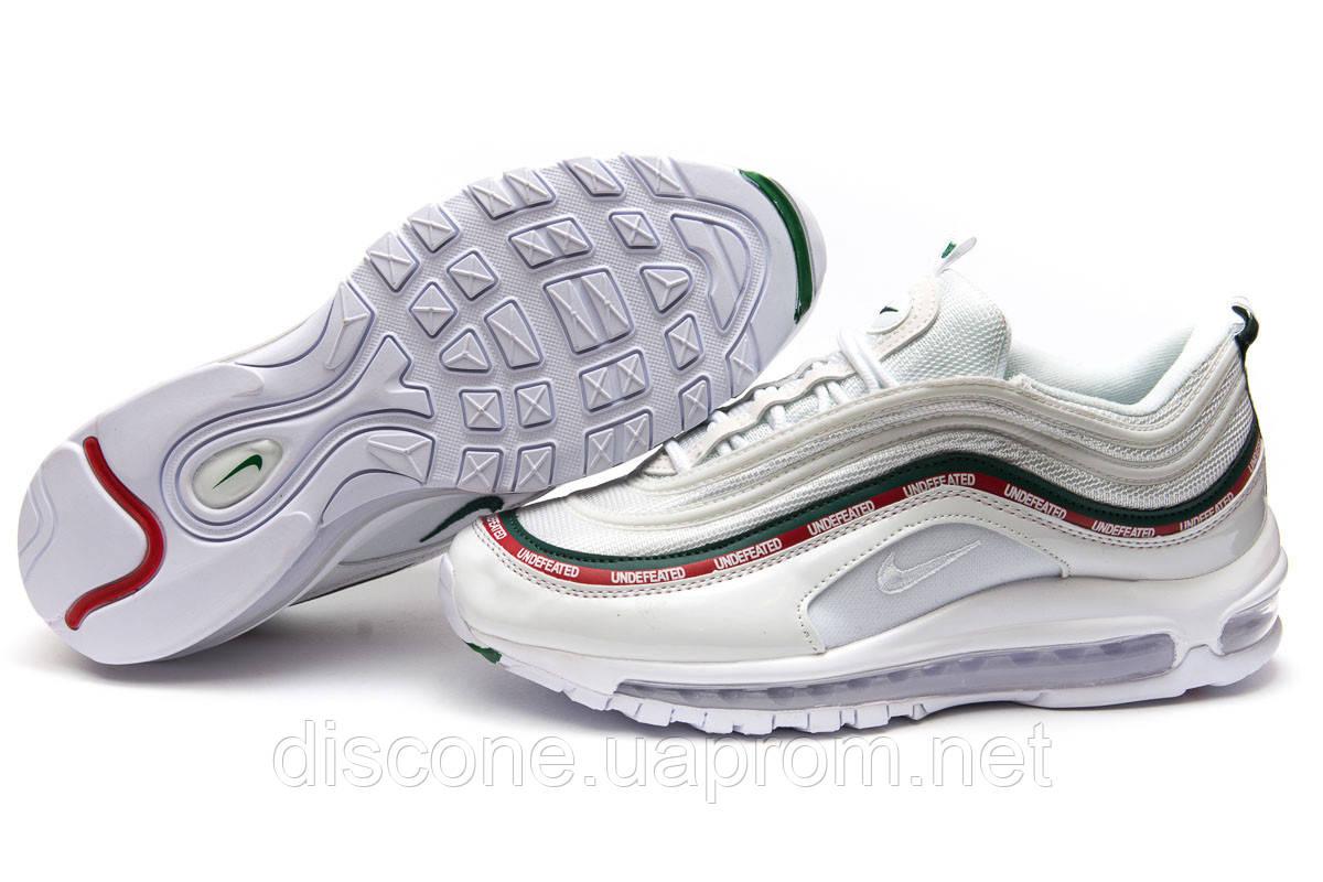 Кроссовки мужские ► Nike Air Max 97,  белые (Код: 13793) ►(нет на складе) П Р О Д А Н О!