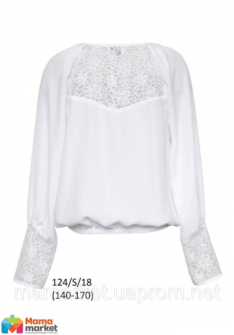 373ec4c2348 Школьная блузка Sly 124 S 18