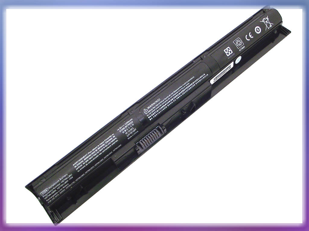 Аккумулятор HP (VI04) Probook 470 G2 (14.8V 2200mAh). Black.