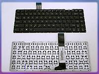 Клавиатура ASUS X450 ( RU Black без рамки). Оригинальная. Русская. Цвет Черный.
