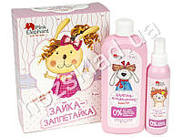 """Набор косметический Pink elephant """"Зайка-заплетайка для девочек"""""""