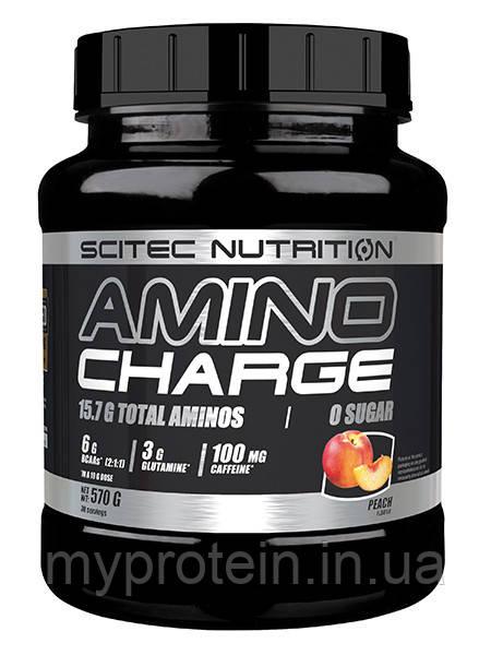 Scitec NutritionАминокислотыAmino Charge570 g