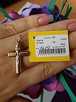 Крестик 585 пробы