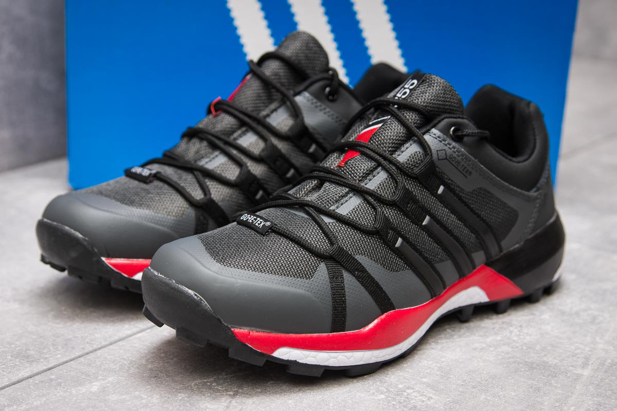 Кроссовки мужские 13831, Adidas Terrex355, серые ( 41  )