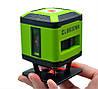 Лазерный уровень (нивелир) Clubiona MF05, 5 красных линий, 360 градусов