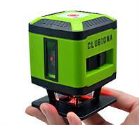 Лазерный уровень (нивелир) Clubiona MF05, 5 красных линий, 360 градусов, фото 1