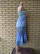 Юбка-сарафан летняя в пол коттоновая CHAO, фото 4