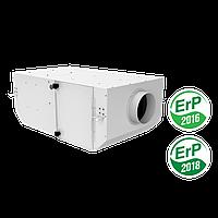 Звуко- и теплоизолированный вентиляционный агрегат с электростатическим фильтром ВЕНТС КСВ 100 ES