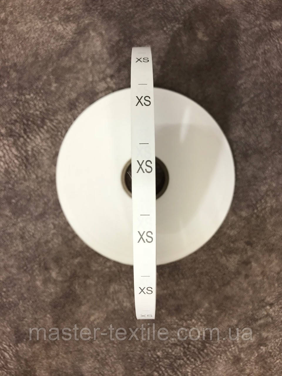 Размерник пришивной № XS, 200 м