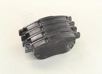 Колодка торм. CITROEN C3, C4, PEUGEOT 207, 307 передн. (пр-во TRW)GDB1464
