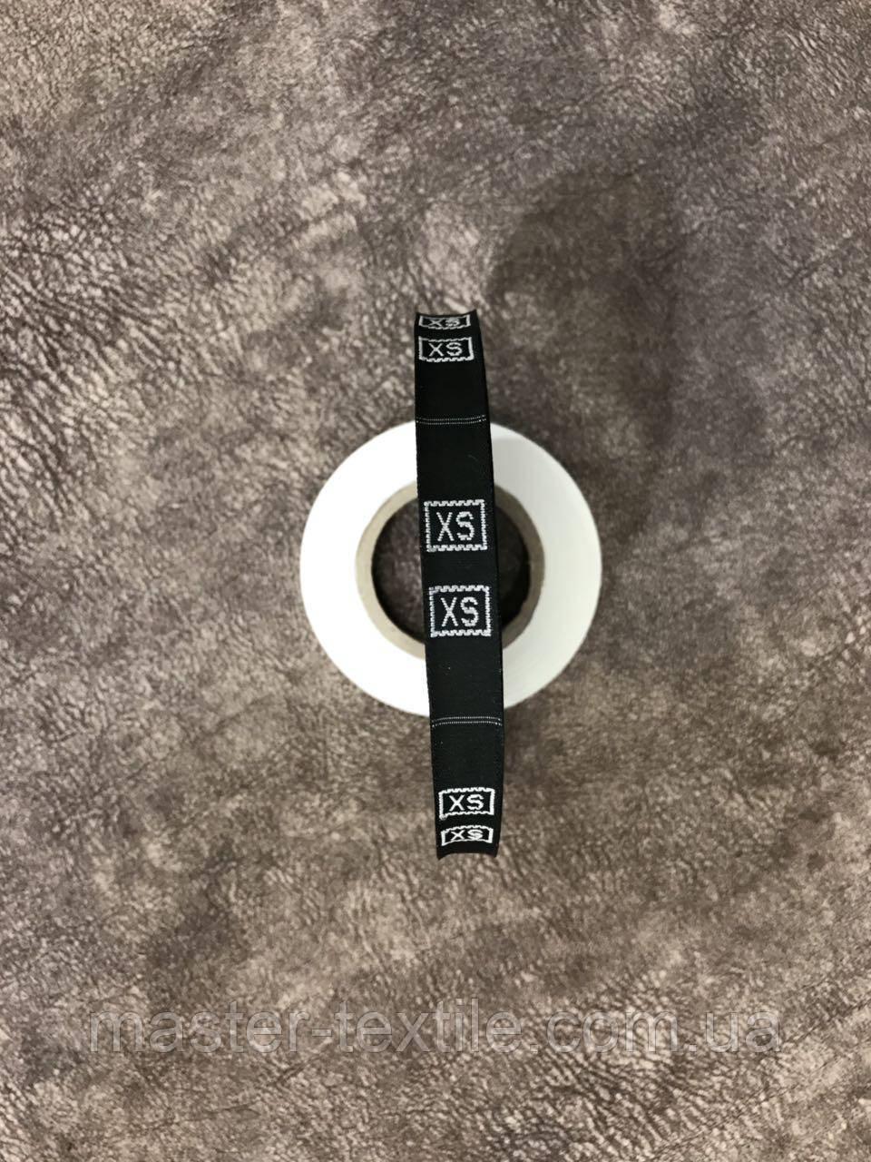 Размерник тканевой № XS