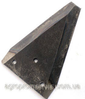 Сегмент різального апарата жатки ПСП-10.01.01.403