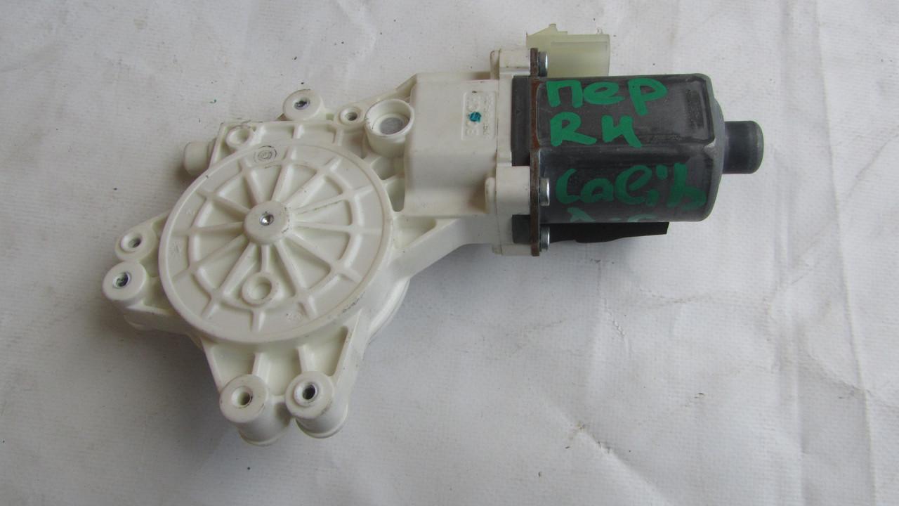 Мотор стеклоподъемника двери передней правой Dodge Caliber 2 pin 05179960AA 5179960AA