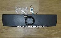 Зимняя накладка на решетку Фиат Добло 1 (матовая решетка Fiat Doblo 1)