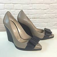 Туфли из натуральной кожи 38