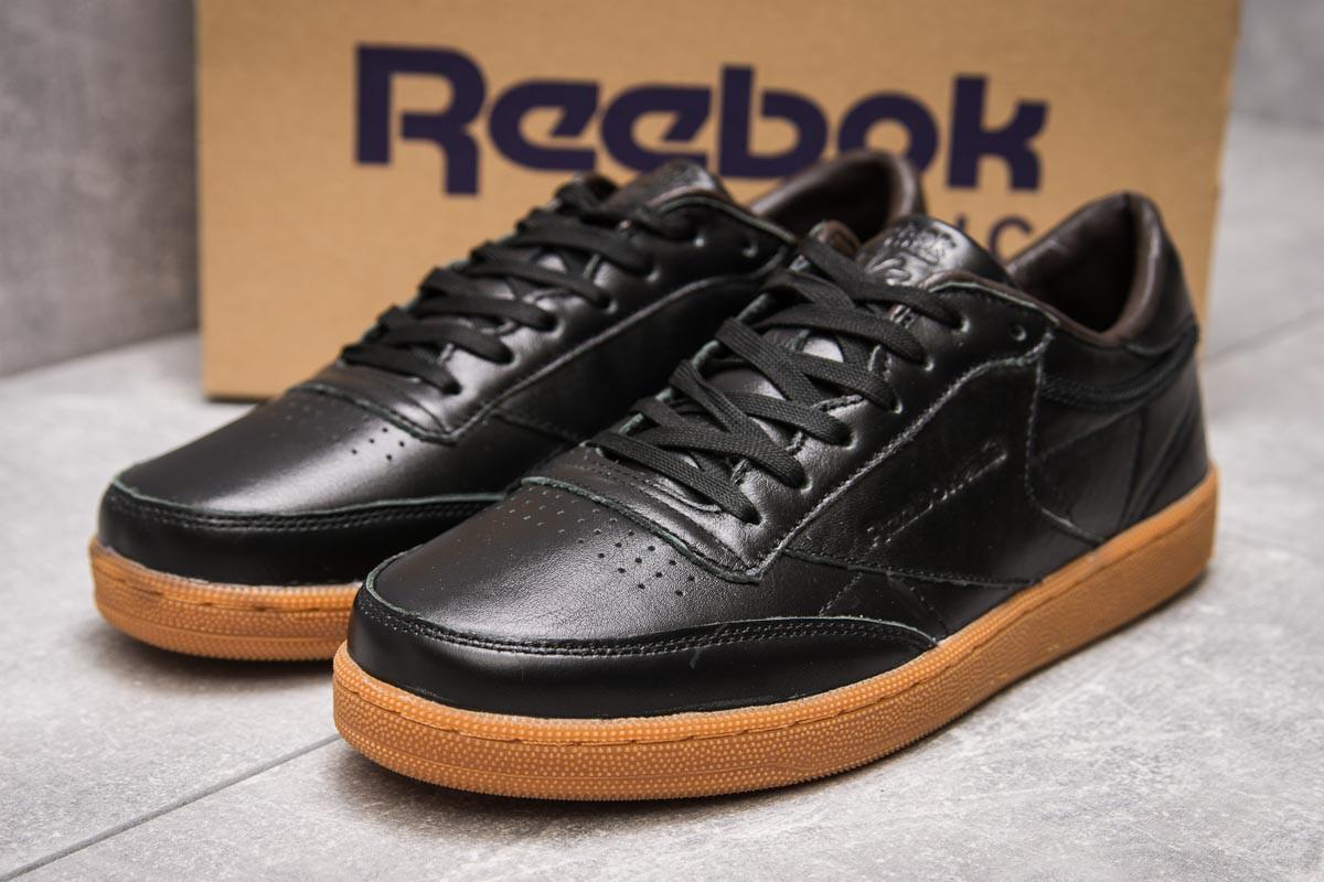 Кроссовки мужские Reebok Classic, черные (13873) размеры в наличии ►(нет на складе)