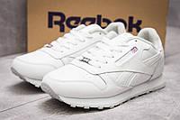 Кроссовки мужские Reebok Classic Leather, белые (13881) размеры в наличии ►(нет на складе), фото 1
