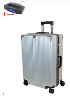 Дорожный чемодан (72л) из поликарбоната F02, фото 1