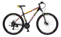 """Велосипед горный KINETIC CRYSTAL 27,5"""" 17, Черный"""