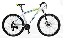 "Велосипед горный KINETIC CRYSTAL 27,5"" 19, Белый"