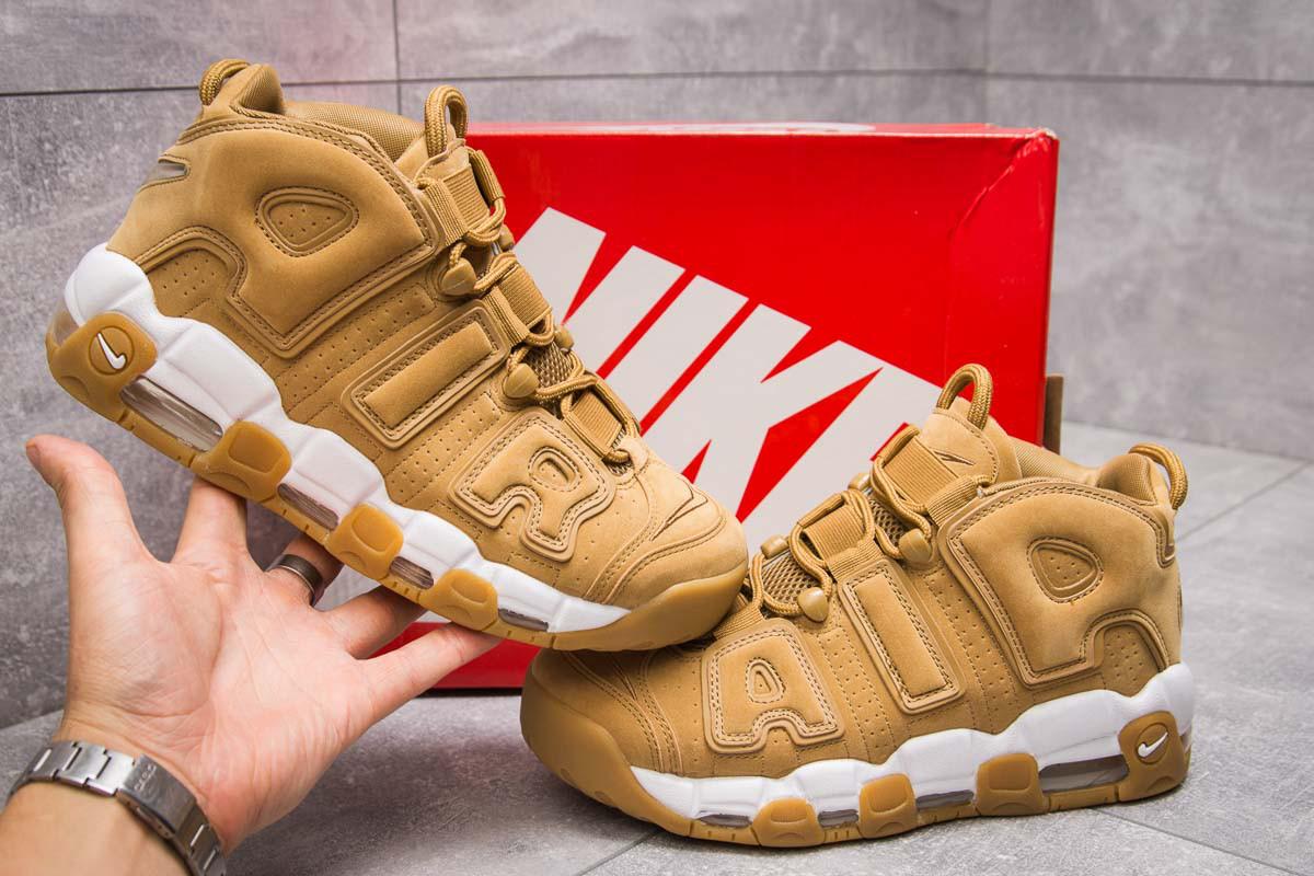 Кроссовки мужские Nike More Uptempo, песочные (13911) размеры в наличи 2