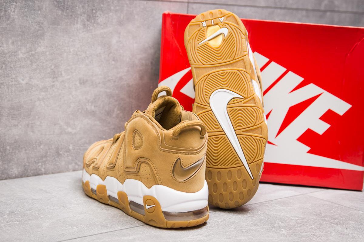 Кроссовки мужские Nike More Uptempo, песочные (13911) размеры в наличи 4