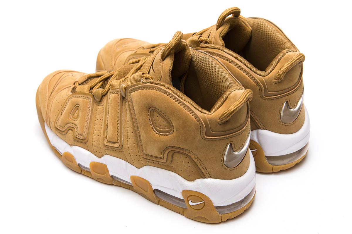 Кроссовки мужские Nike More Uptempo, песочные (13911) размеры в наличи 8