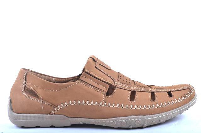 Мужские сандалии (арт.249 желт н)