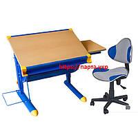 Комплект детская парта  и  кресло FunDesk , фото 1
