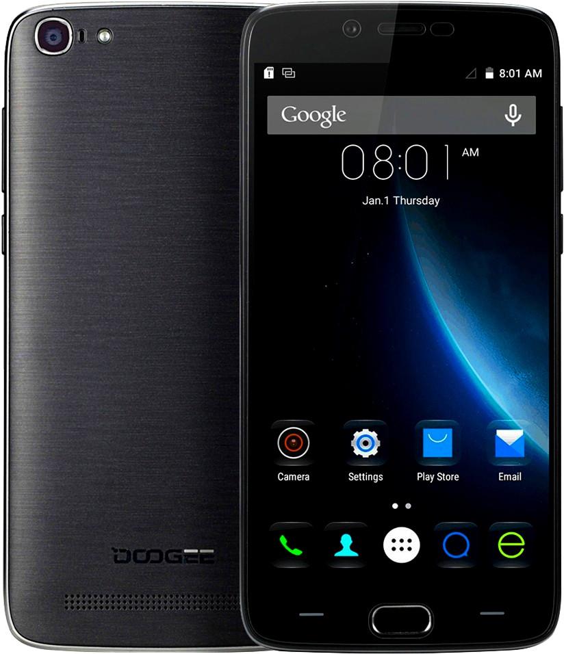 Смартфон Doogee Y200 2/32GbGrey 4G